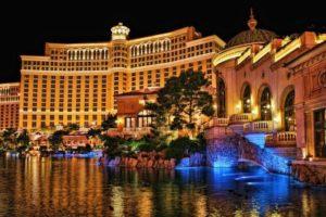 The Bellagio Casino Resort, Las Vegas