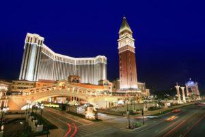 Venetian Macao Resort Hotel, China