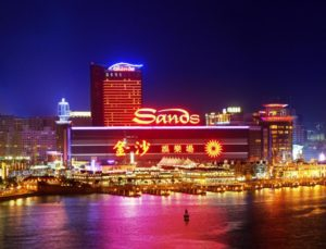 Sands Macao, Macau, China