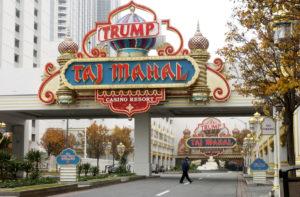 Trump Taj Mahal Casino Resort, Atlantic City, USA