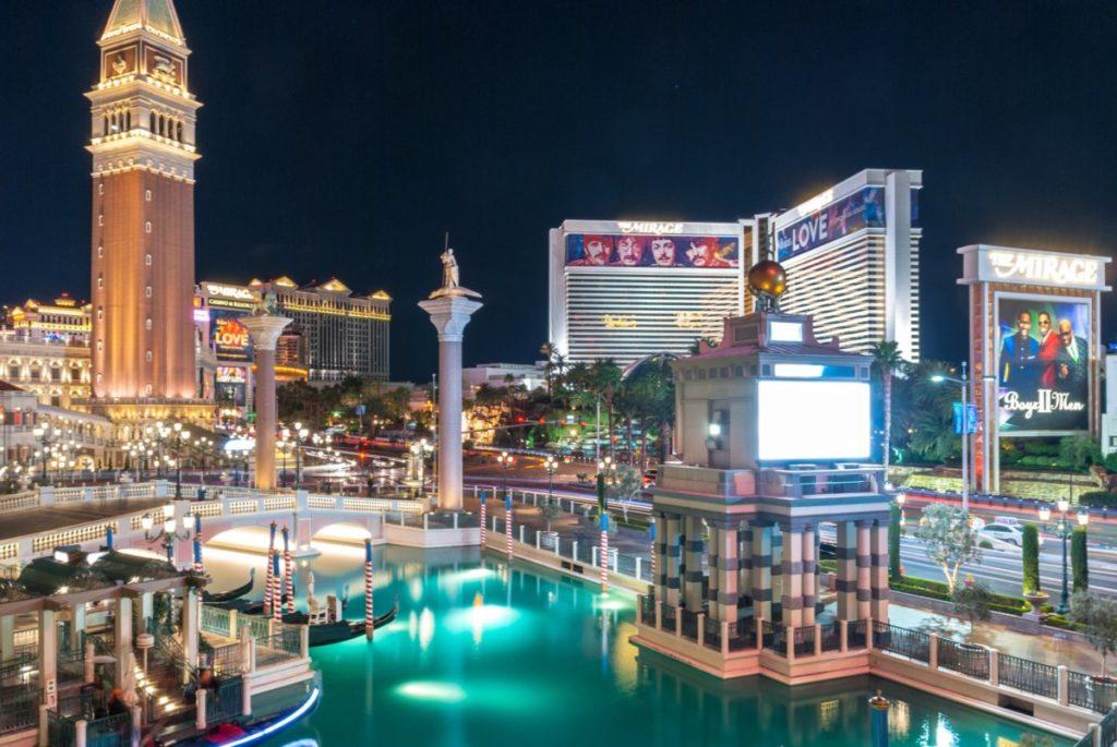 Top 5 Casino Venues